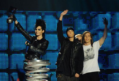 MTV Европа Музыка Awards 2009 - Показать