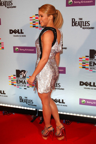 MTV ヨーロッパ 音楽 Awards 2009 -VIP Arrivals