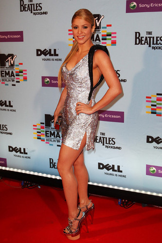 MTV Европа Музыка Awards 2009 -VIP Arrivals