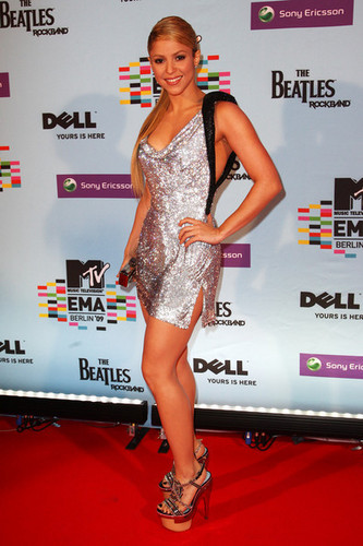MTV Europa Musica Awards 2009 -VIP Arrivals