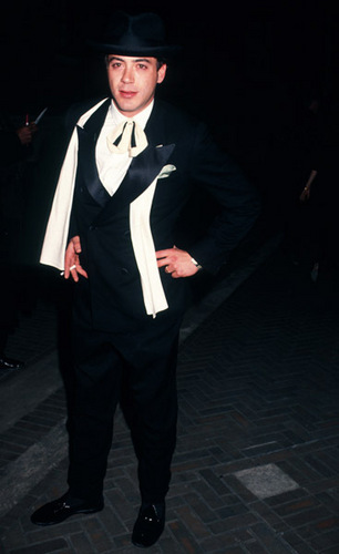 Robert Downey Jr. wallpaper called Madonna's New Year's Eve Party - 31st December 1991