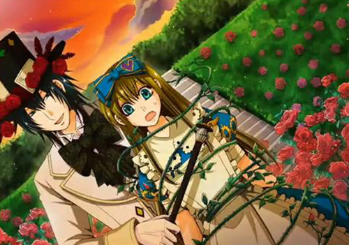 Manga - دل No Kuni No Alice
