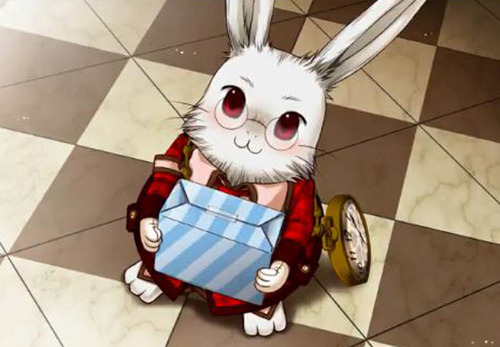 Манга - сердце No Kuni No Alice