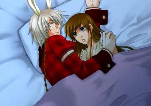 Manga - herz No Kuni No Alice