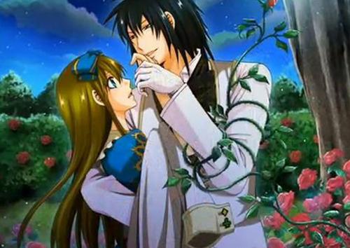 manga - corazón No Kuni No Alice