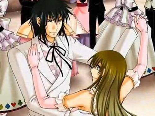 manga - cœur, coeur No Kuni No Alice