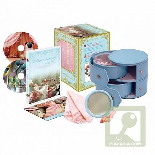 Marie Antoinette Japanese Boxed DVD set