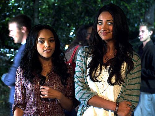 Maya and Emily