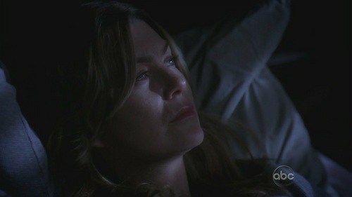 Meredith Grey wallpaper entitled Meredith Grey 6.12 - I Like You So Much Better When You're Naked