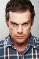 Michael C. Hall's 'Dexter' Portrait @ Comic Con 2010 - dexter photo