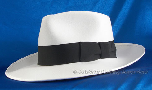 Michael Jackson smooth criminal hat