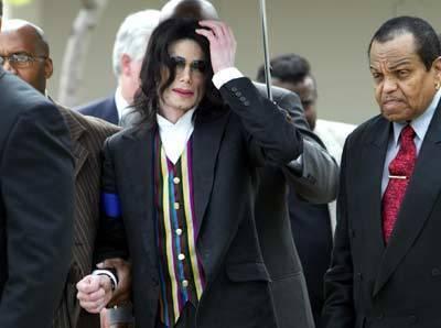 Michael and Joe Jackson
