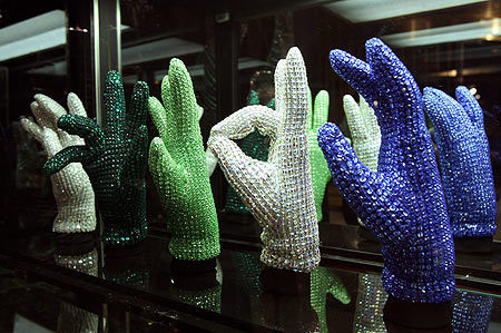 Michael's Gloves