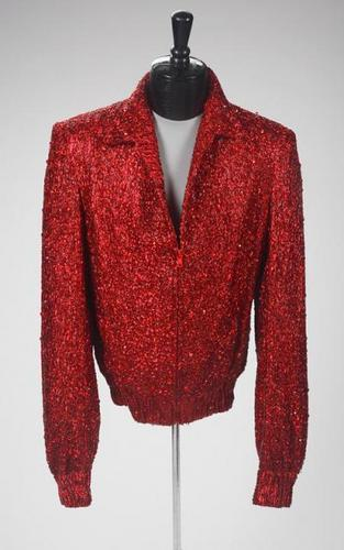 Michael's Red Jacket