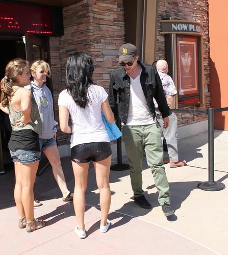 更多 Rob @ a 'Salt' screening in Malibu