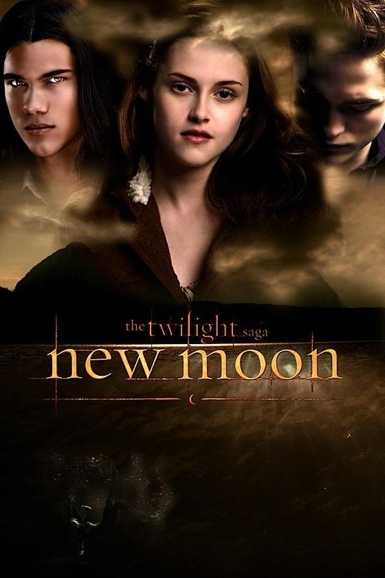 New Moon Fanarts Scanes