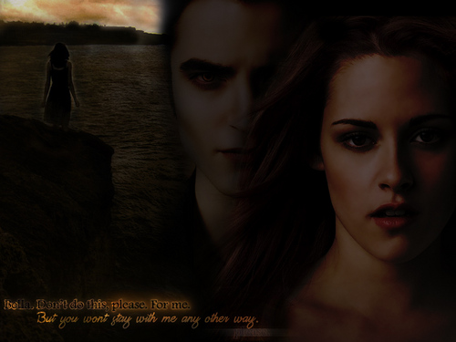 New Moon Fanarts Scene