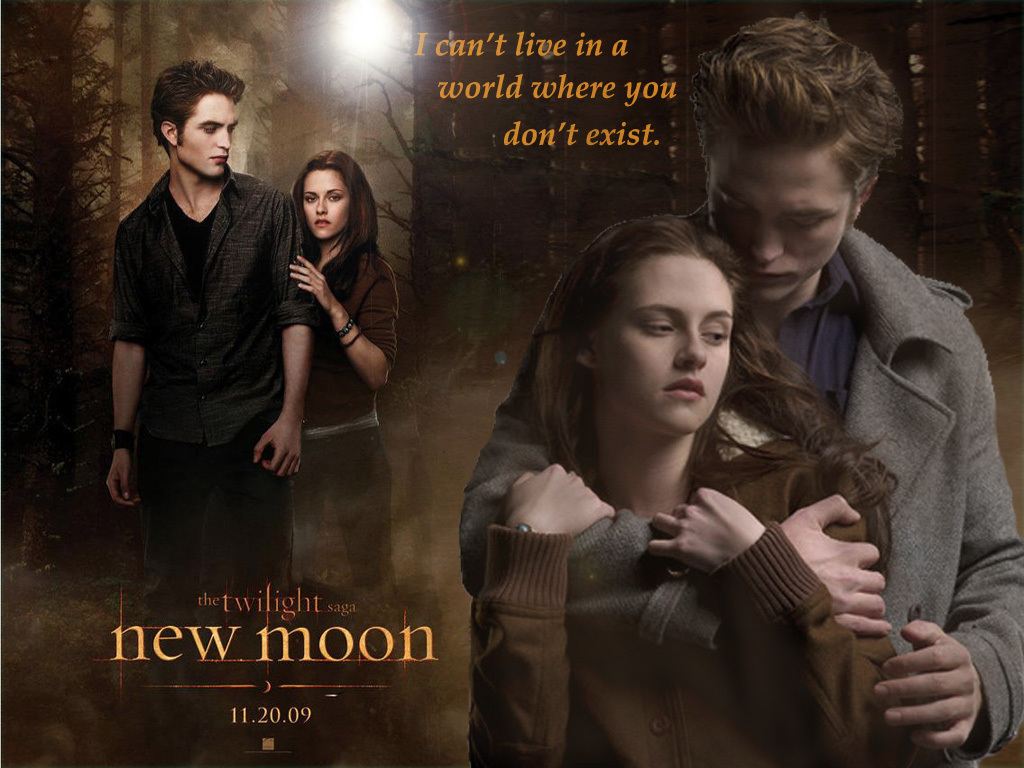 New Moon Fanarts Scene