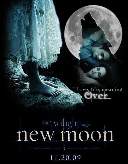 New Moon Fanarts Scenes