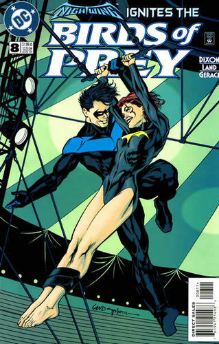 Nightwing and Oracle