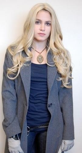 Nikki in 'Twilight' Dress Rehearsal