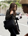 Nina @ Marriott Hotel in San Diego - the-vampire-diaries-tv-show photo