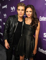 Nina & Paul @ EW and Syfy Celebrate Comic-Con