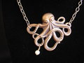 Octopus Necklace - oceans photo
