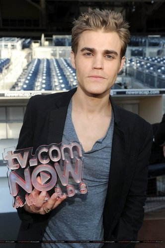 Paul and Steven / tv.com Awards/