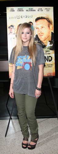 """Premiere Of """"The Dry Land"""" - Arrivals"""