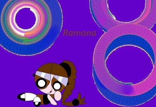 Ramona wallpaper!