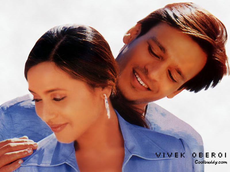Rani & Vivek Oberoi