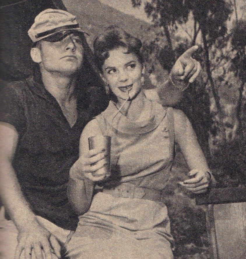 Rare photos of Natalie
