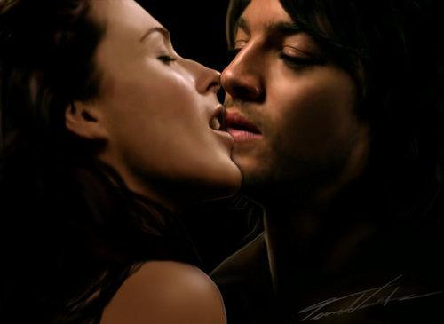 Richard and Kahlan <3