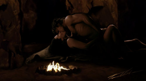 Richard and Kahlan <3