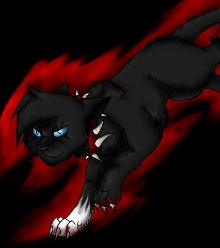 Scourge of Bloodclan 의해 ~Wolfy-Artist