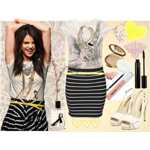 Selena Gomez Dream Out Loud - Dream Out Loud: Clothing Line 500x500
