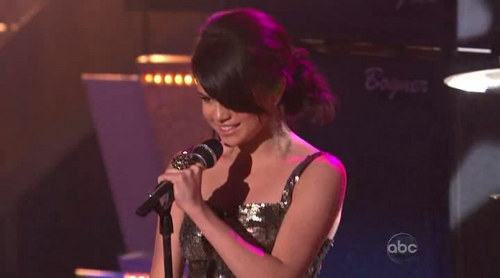 Selena Gomez Live At Dancing With The Stars