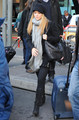 Shakira at Rome Fiumicino Airport - shakira photo