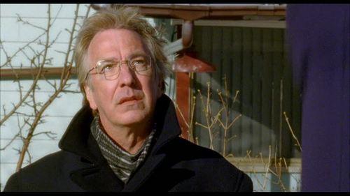 Alan Rickman karatasi la kupamba ukuta called Snow Cake as Alex Hudges