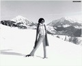 Snowy Photoshoot - michael-jackson photo