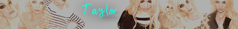 Taylor Banner