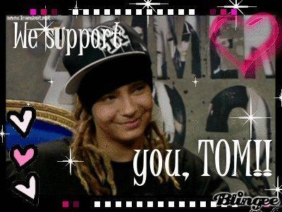 Te Apoyamos Tom!!!