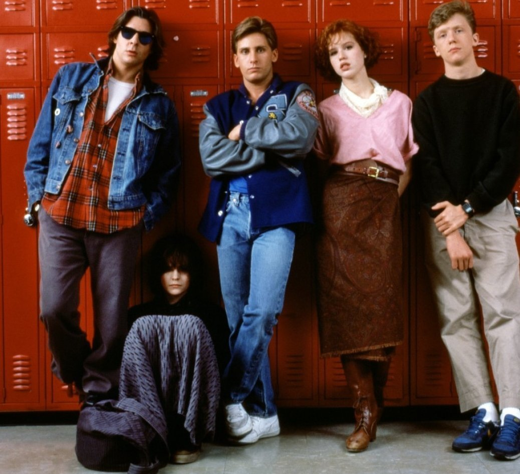 The breakfast club the breakfast club