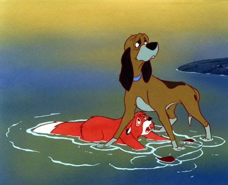 Walt Disney - O Cao E A Raposa