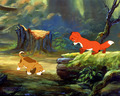 The Fox and The Hound - the-fox-and-the-hound photo