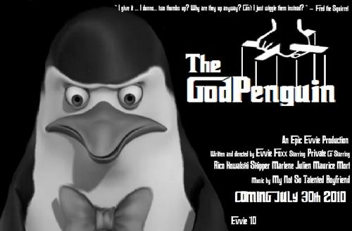 The GodPenguin