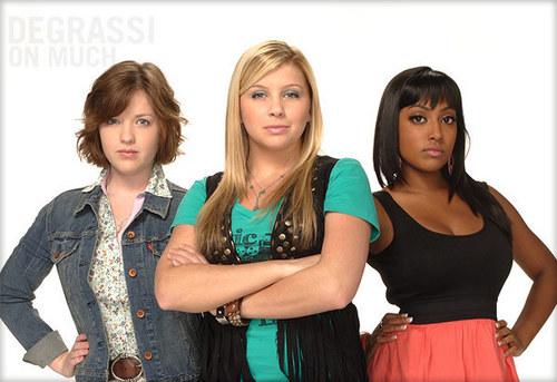 The Lowerclassmen Girls