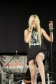 The Pretty Reckless -2010 Vans Warped Tour > July 22: Charlotte, NC