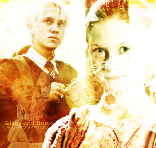 Draco and Ginny wallpaper titled Thet wanted everything